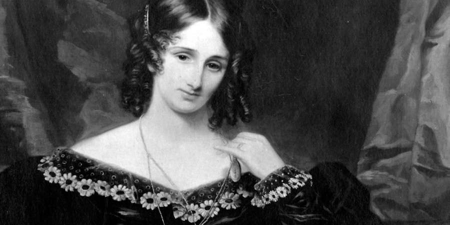mary shelley biografia