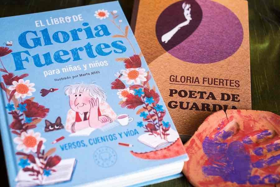 gloria fuertes libros
