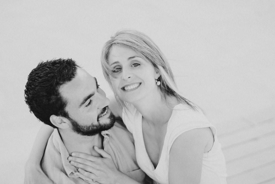 fotografia pareja almeria