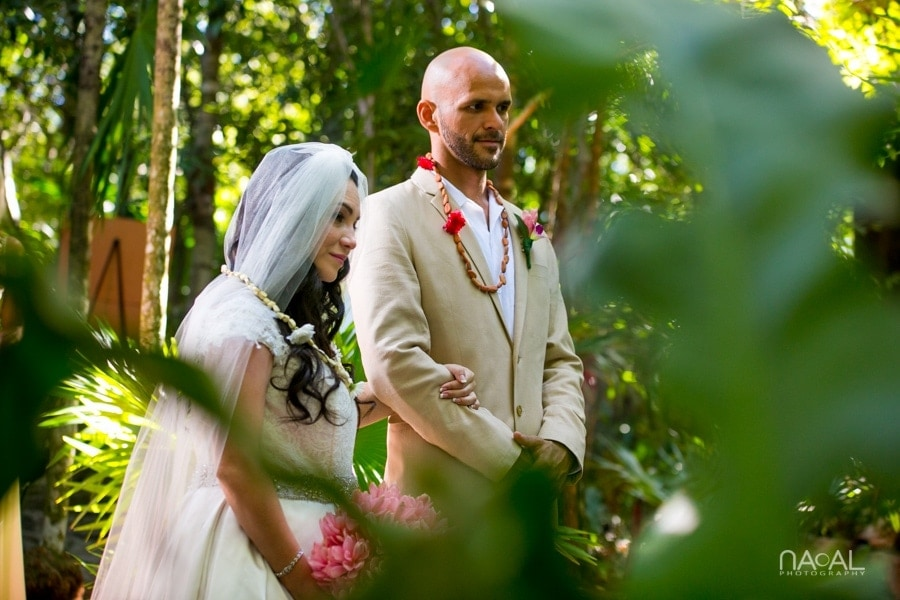 Intimate Cenote Mayan Wedding -  - Naal Wedding 531