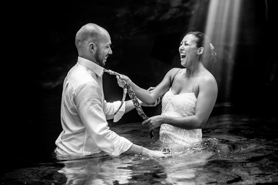 Cenote wedding -  - Naal Wedding Photography 114