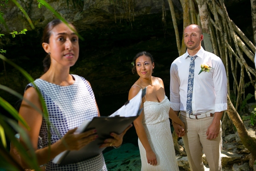 Cenote wedding -  - Naal Wedding Photography 27