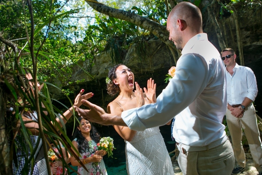 Cenote wedding -  - Naal Wedding Photography 56