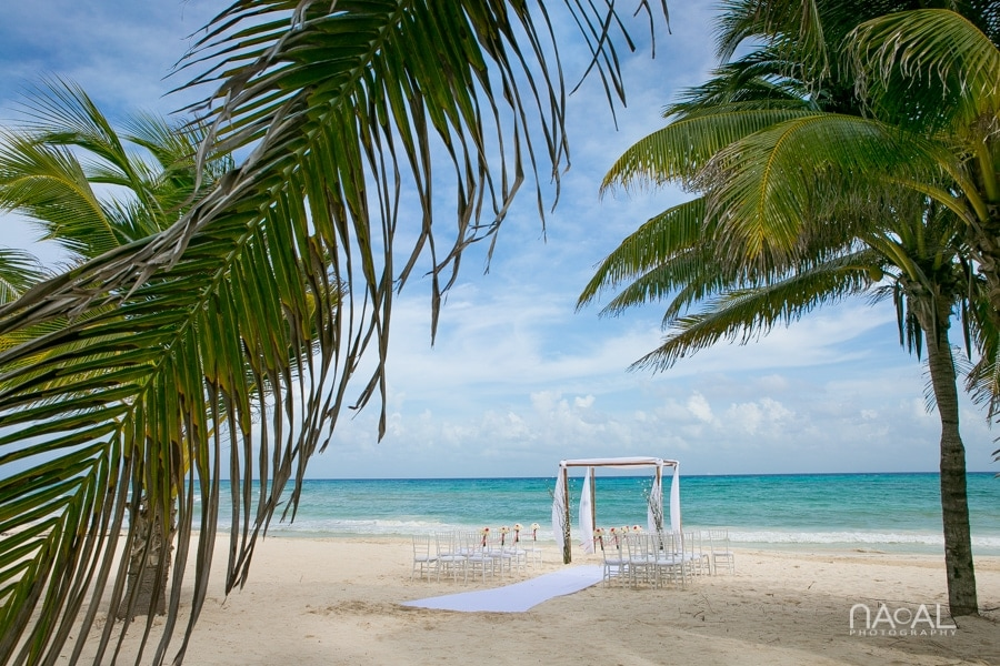 Grand Coral Beach Club -  - Naal wedding Photography 1
