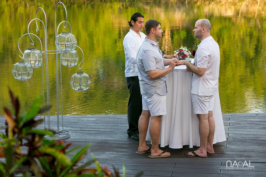 LGBT Elopement  Rosewood Mayakoba -  - Naal Wedding Photo 17 2