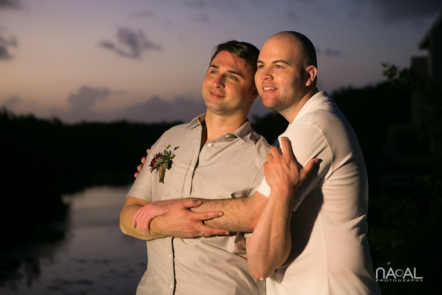 LGBT Elopement  Rosewood Mayakoba -  - Naal Wedding Photo 43