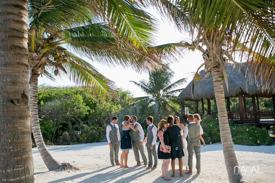 Akumal Wellness Resort -  - Naal Photo Wedding 217