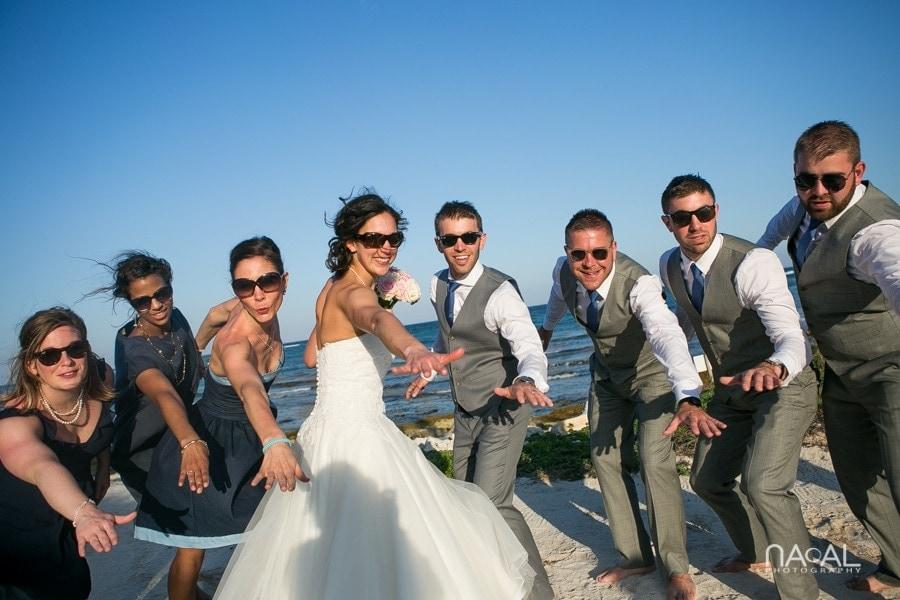 Akumal Wellness Resort -  - Naal Photo Wedding 283