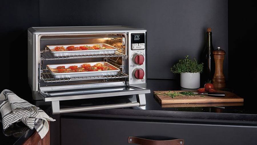 image of a Wolf Gourmet Elite Coutnertop Oven