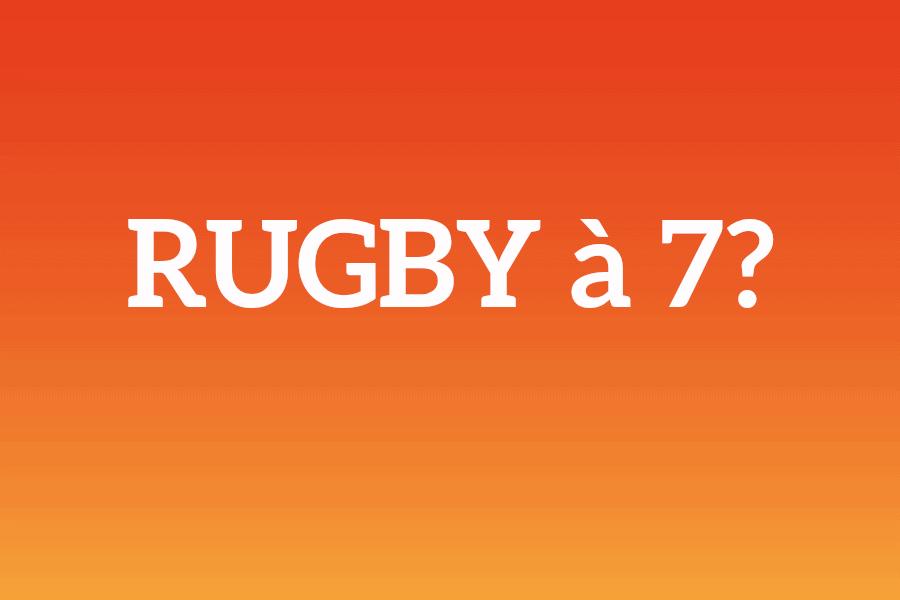 Rugby à 7 - Quesaco