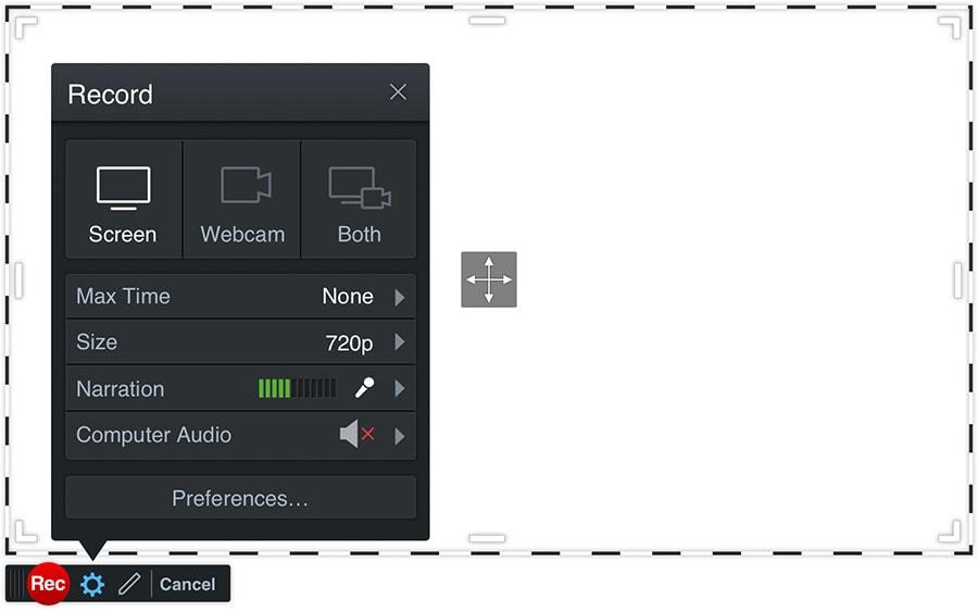 Screencast-O-Matic Recorder Sample