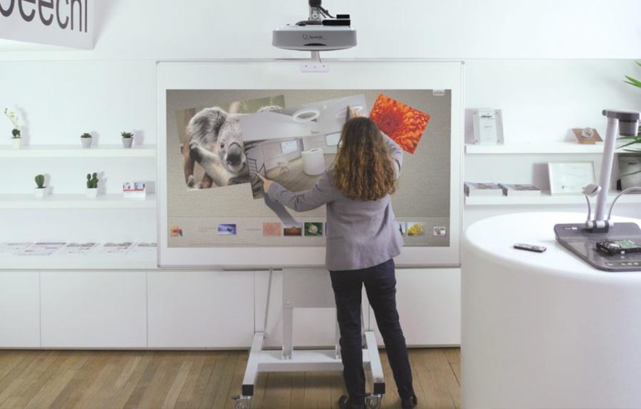 videoprojecteur-interactif