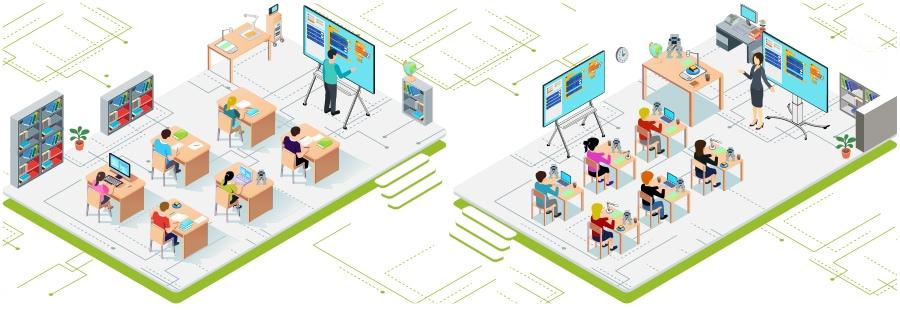 fonctionnement du mdm kwartz sur écran interactif