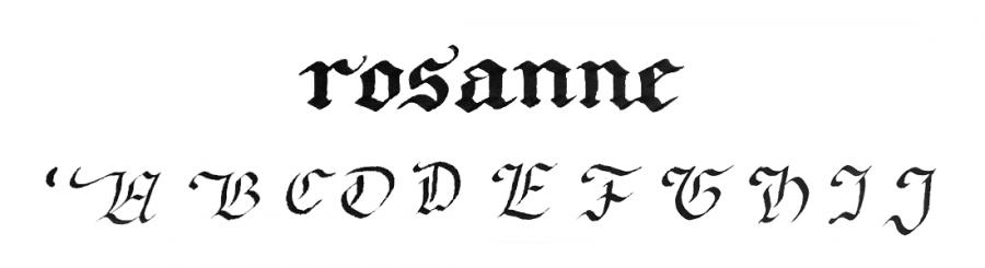 Klassieke kalligrafie