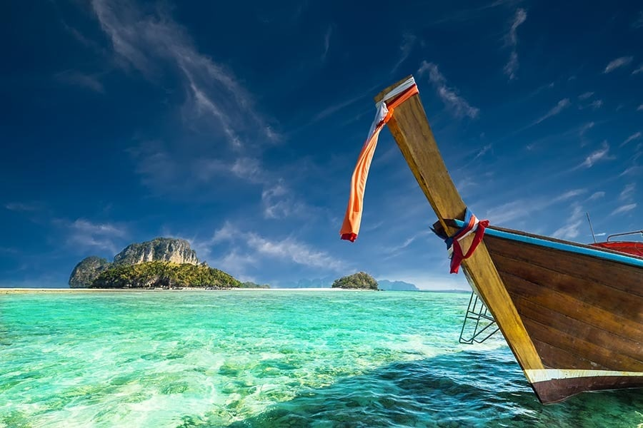 Thailand is filled with beautiful islands