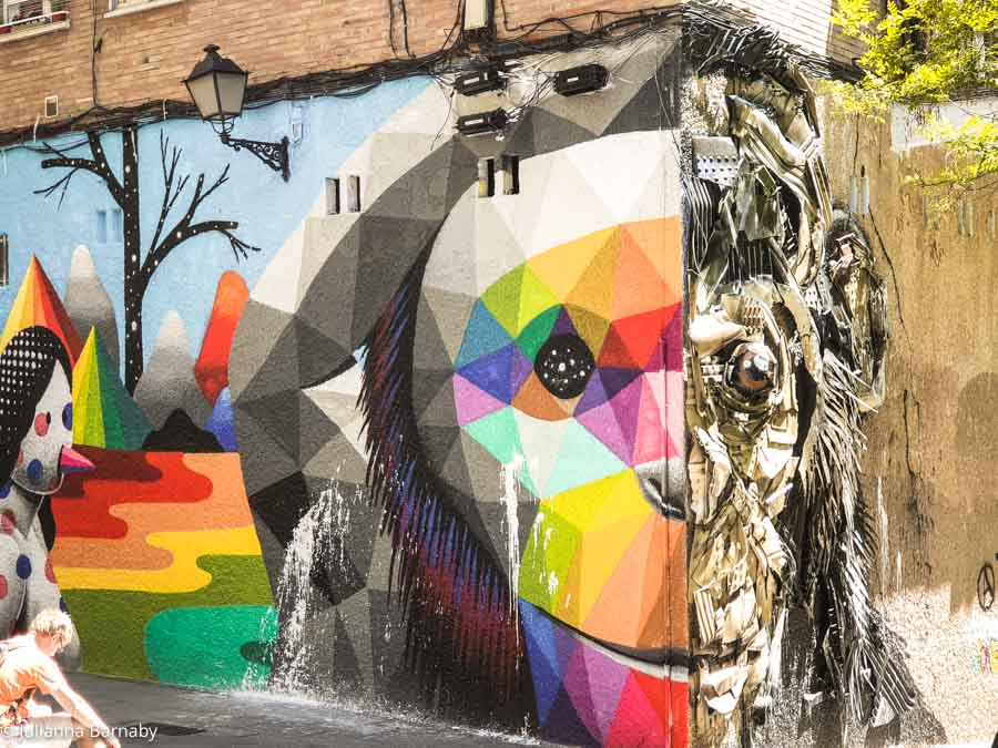 Okuda and Bordalo II