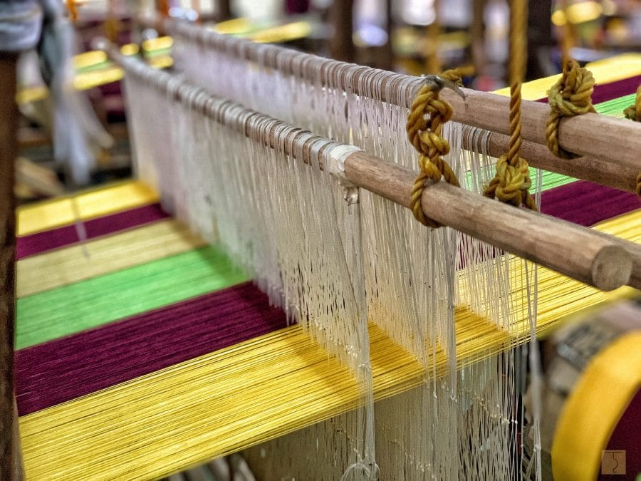 Baguio City - Easter Weaving