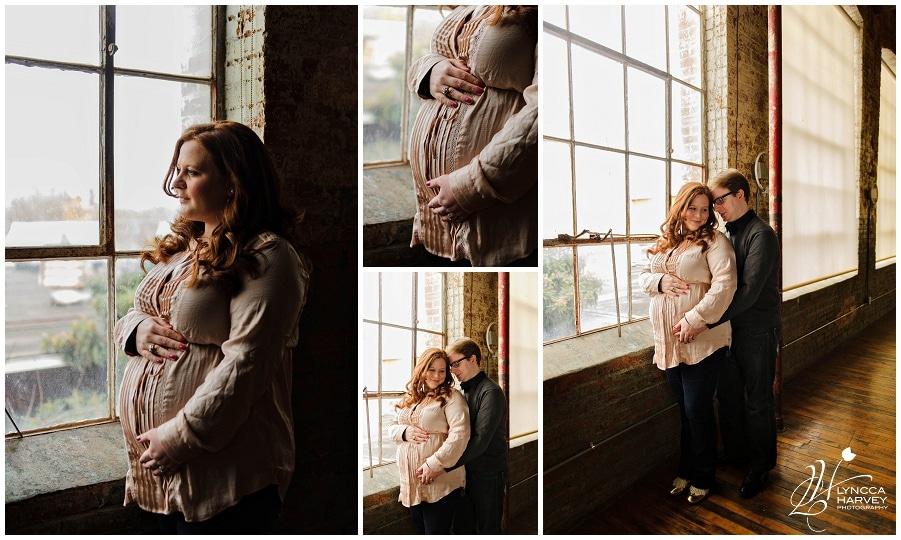 Dallas Maternity Photographer | Lyncca Harvey Photography | MGroup Studio