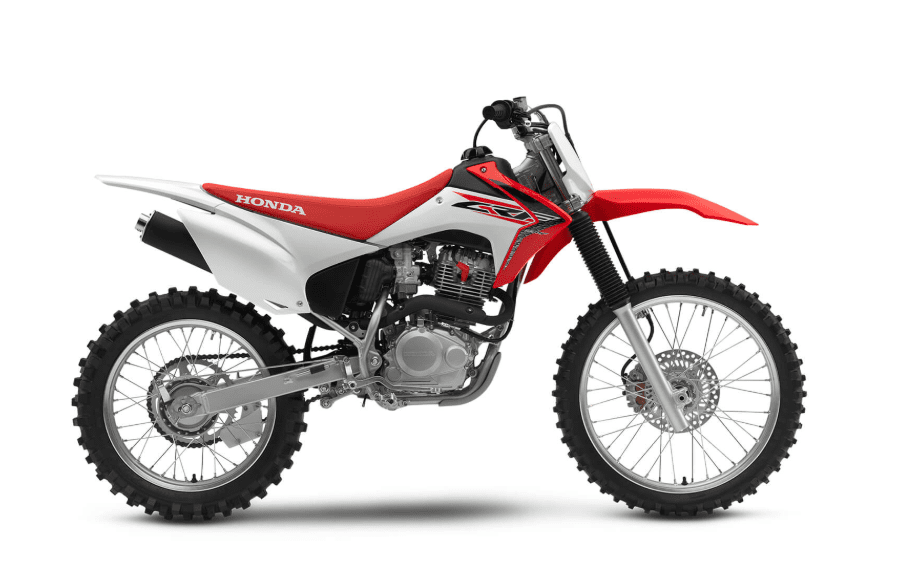 Honda CRF230F trail dirt bike
