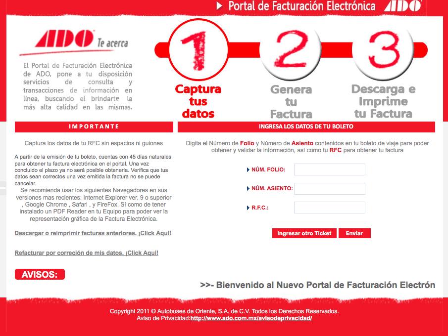 ADO FACTURACION NOV 20115 - 0