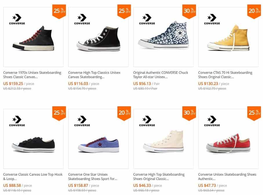 Converse Replica Shoes Converse Copy Fake AliExpress normalsport store 2