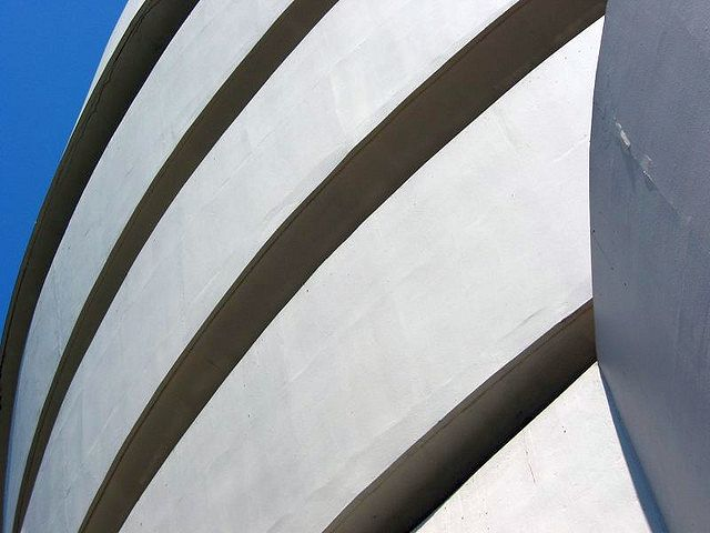 Guggenheim Museum by Pierre Metivier. Sourced from Flickr and reproduced under a Creative Commons Attribution-NonCommercial 2.0 Generic (CC BY-NC 2.0) licence