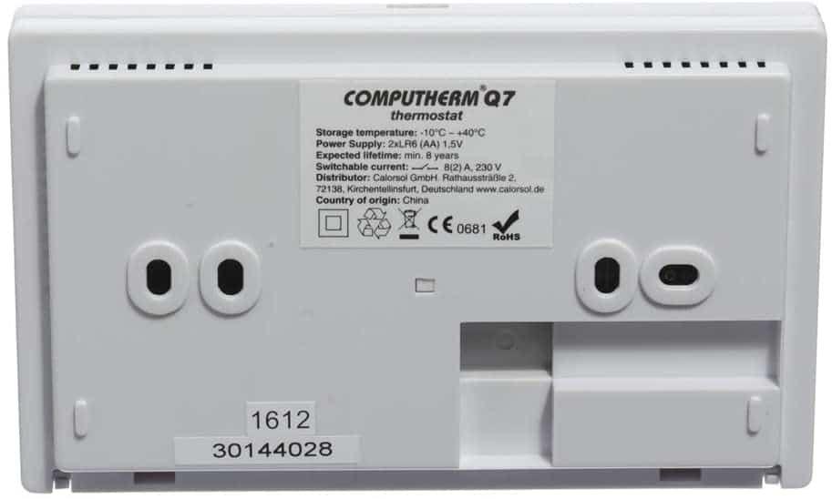 Стаен термостат Computherm Q7
