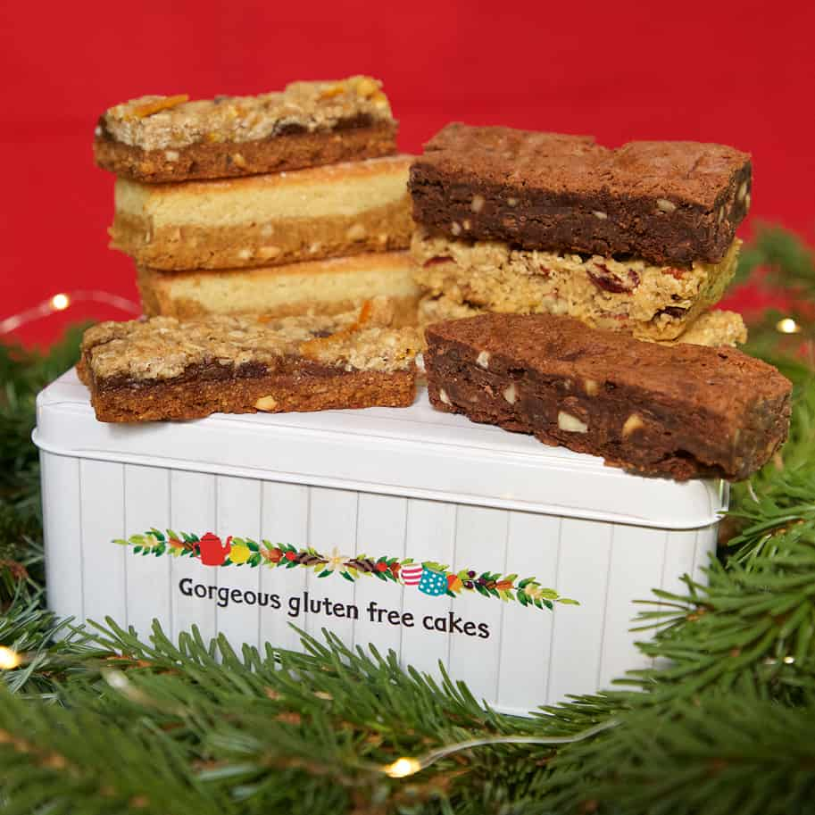 Christmas Gift Guide 2020 - Festive Flavours Gift Tin