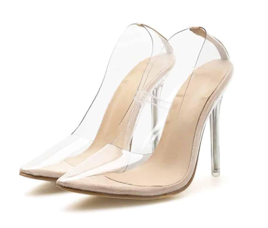 AliExpress Cheap Designer Wedding Dresses Bridal Gown Cinderella Glasses 1