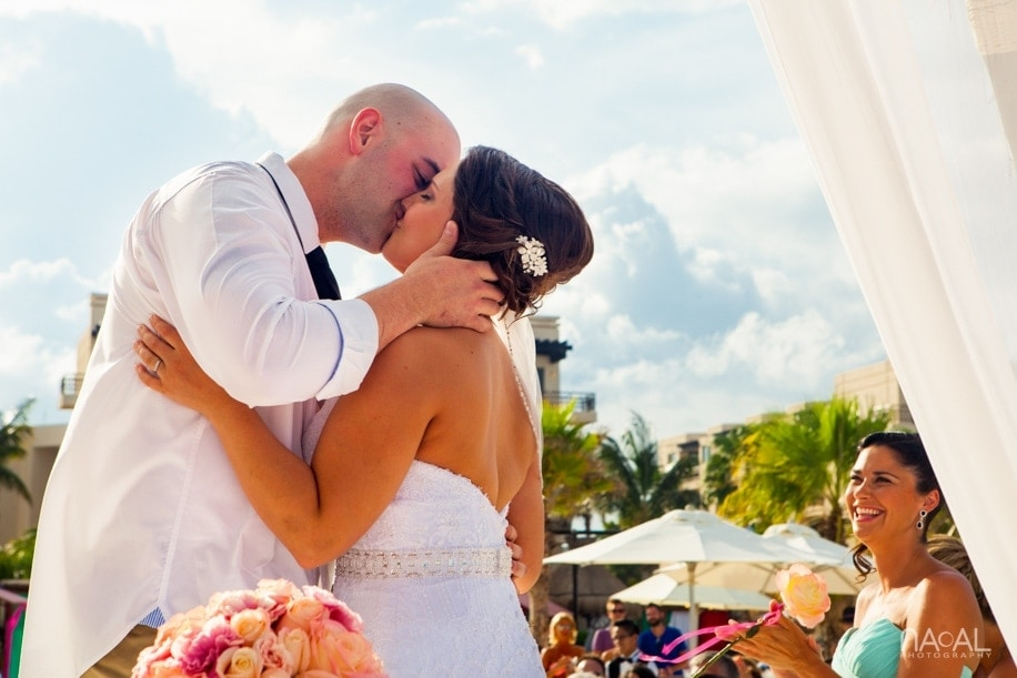 Dreams Riviera Cancun Wedding -  - Naal Wedding Photography 221