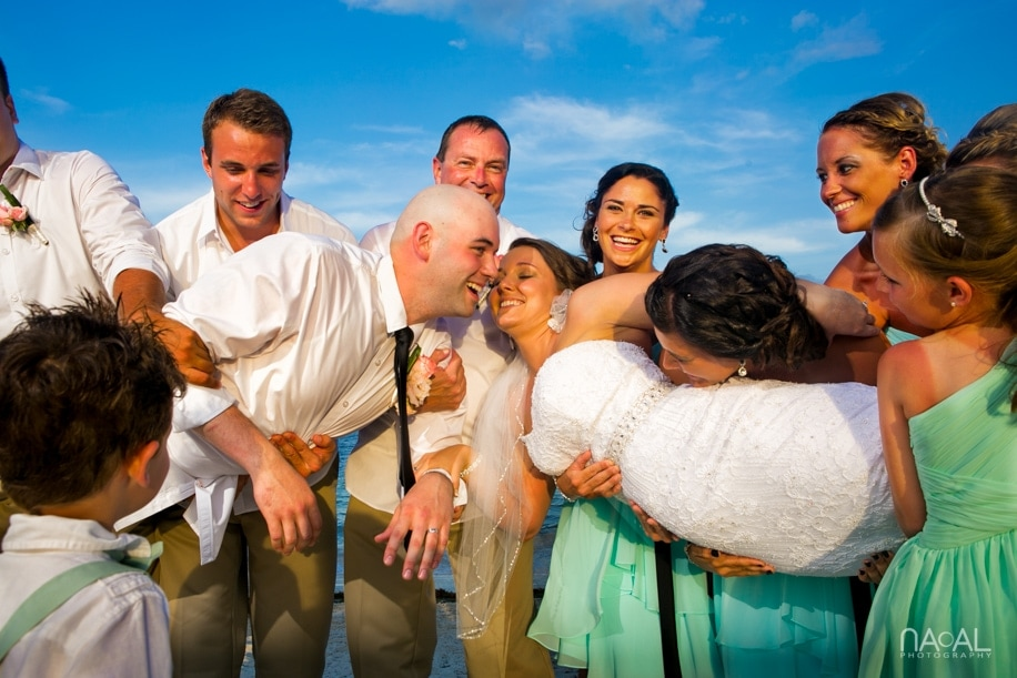 Dreams Riviera Cancun Wedding -  - Naal Wedding Photography 314