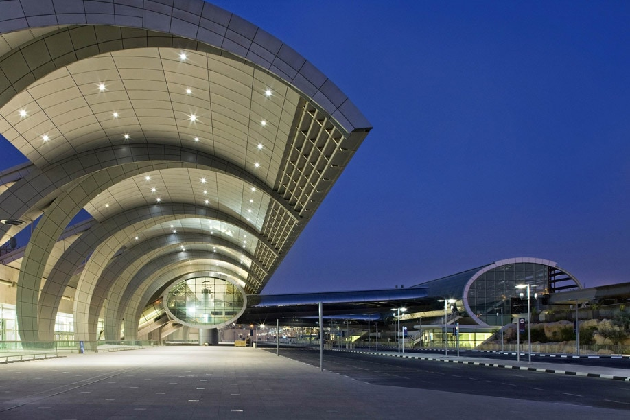Picture of Dubai airport