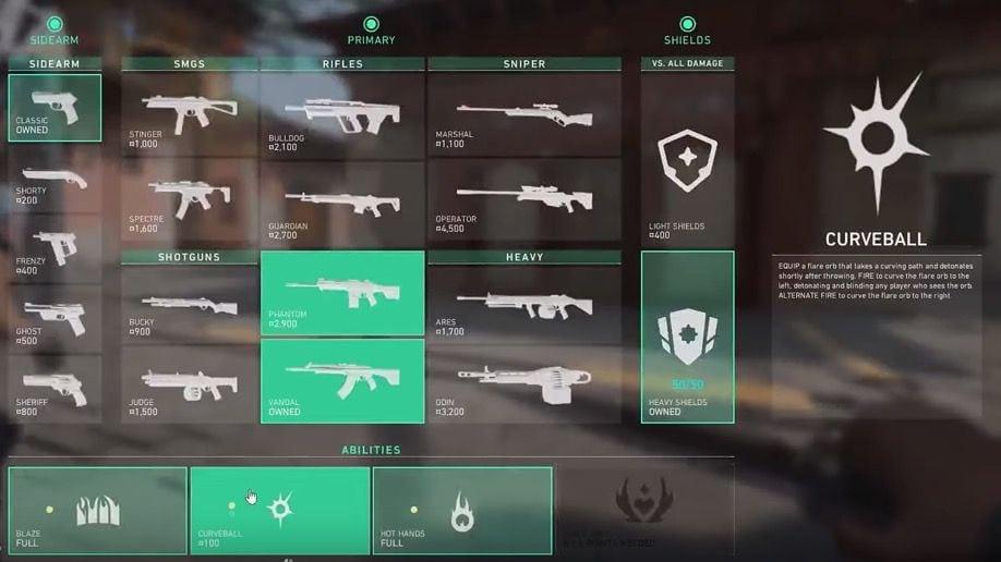 weapons-valorant
