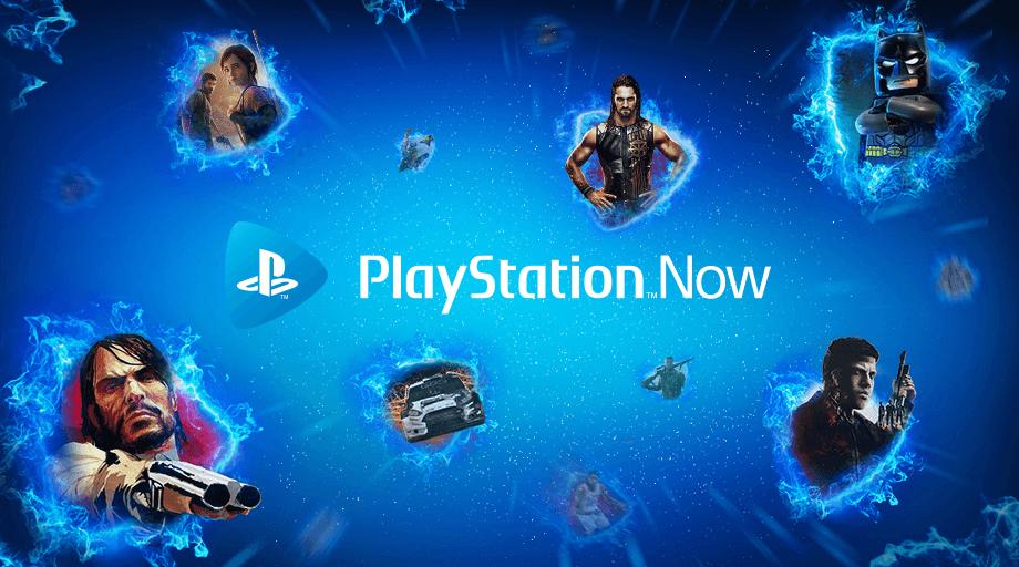 PlayStation Now chegou