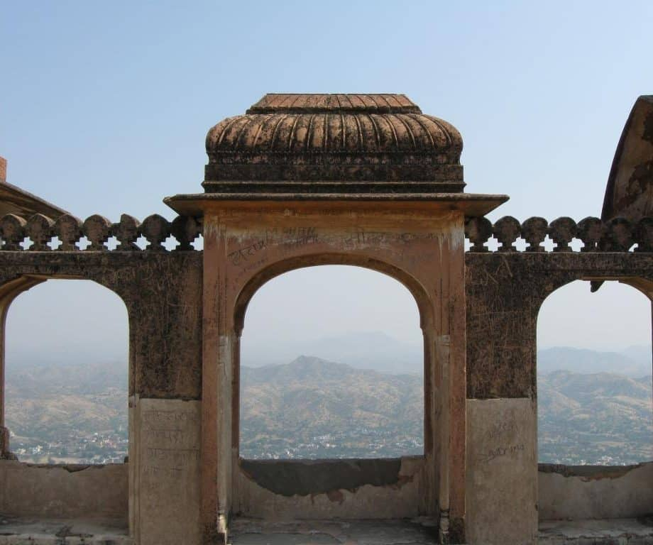 Bhopal Garh Fort at Khetri City in Jhunjhunu, Rajasthan