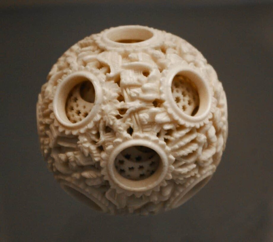 Ivory Carving - Prohibited Historic Art of Rajasthan