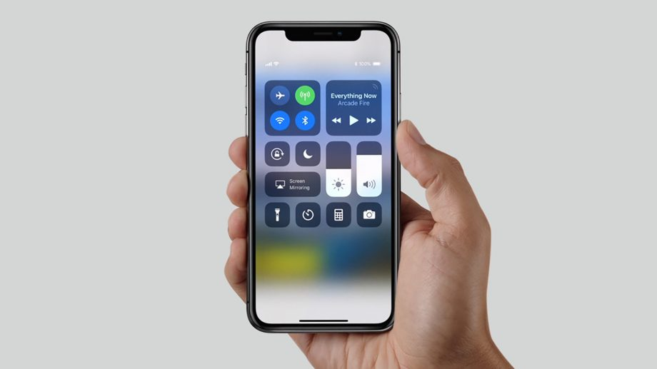 Das neue Apple iPhone X