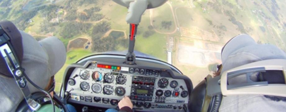 Upset Prevention & Recovery Flight Training