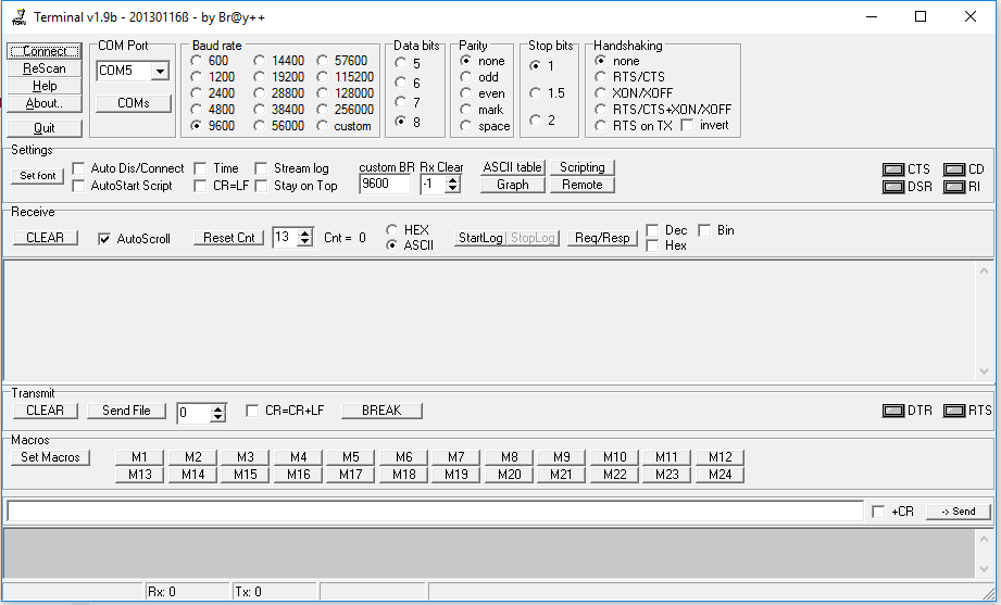 terminal v1.9