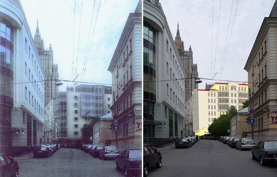 Moskauhaus vorher_nachher