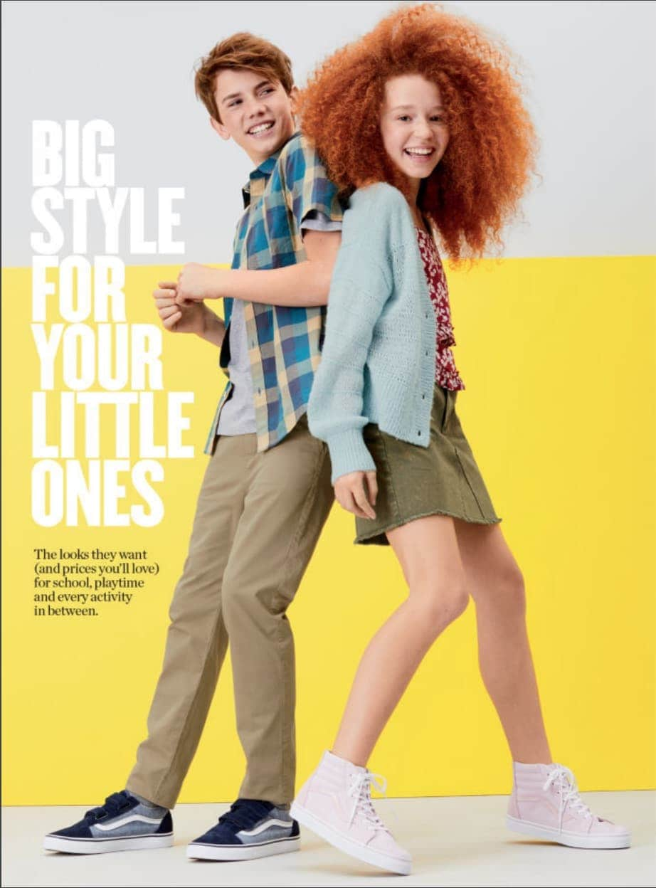 Anniversary Sale Kids Catalog