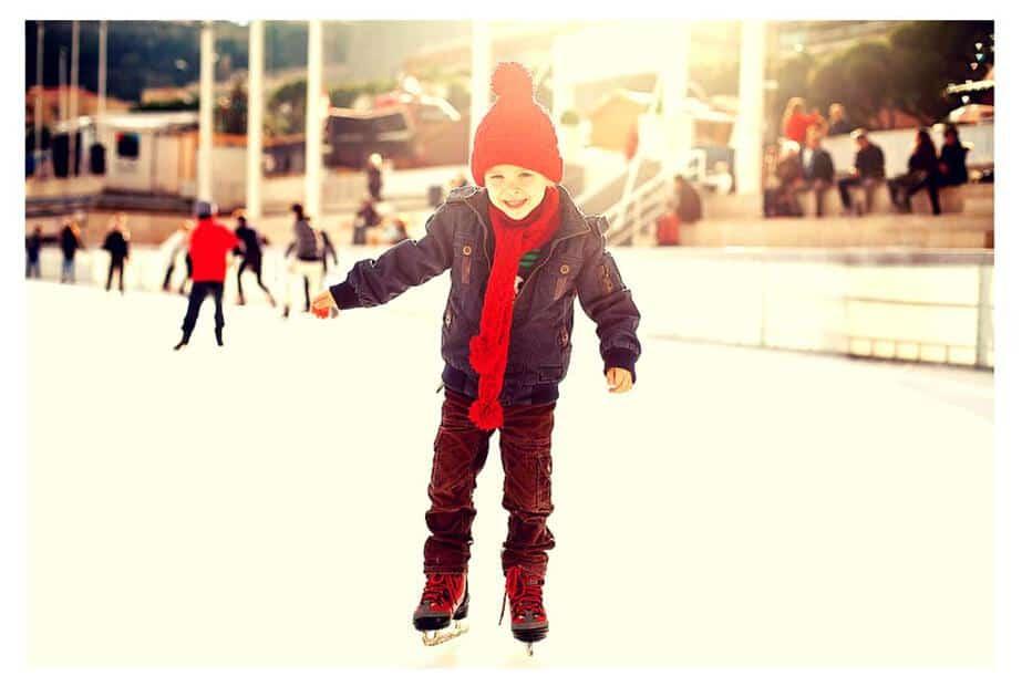 Ice Skating 101