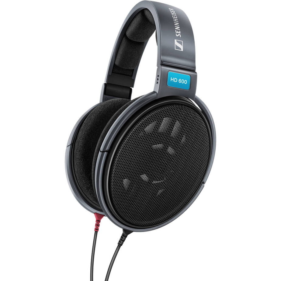 Sennheiser's HD600 is one of the best pairs of open back headphones you can buy