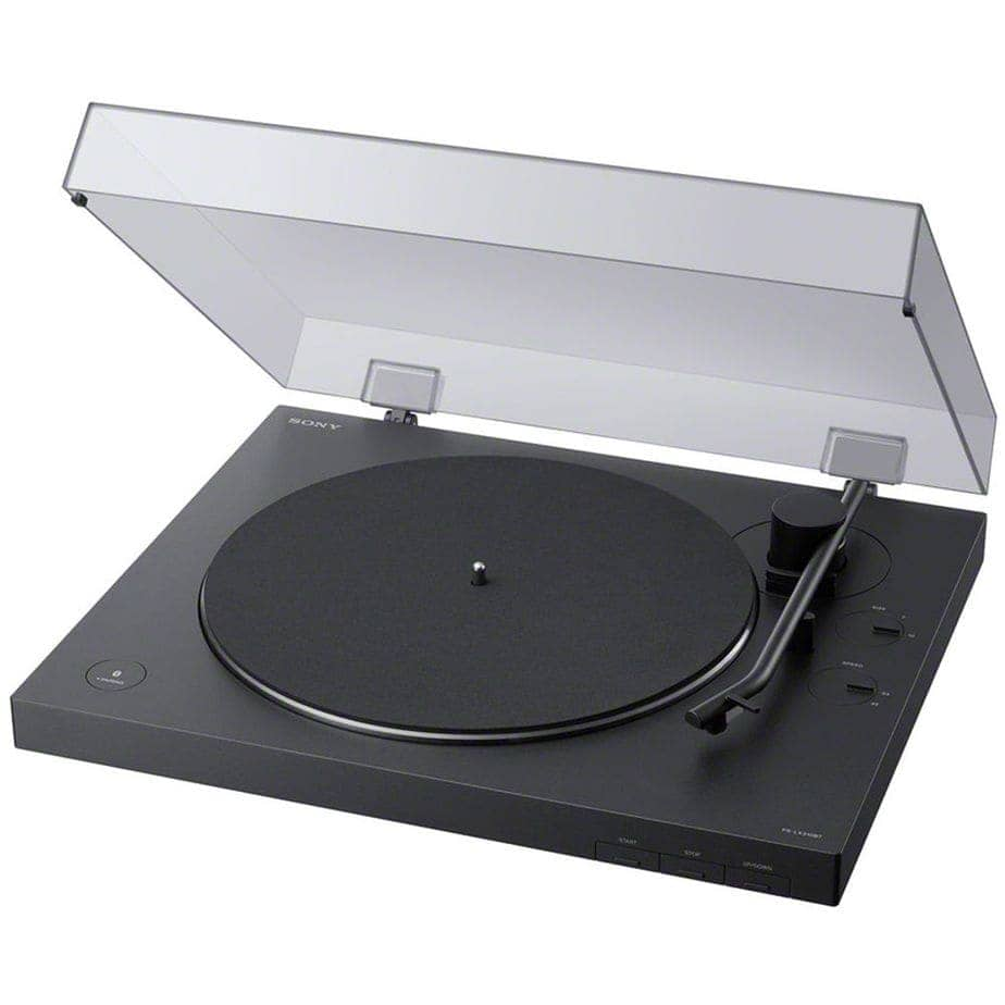Simple, Clean, and Best Value Record Player