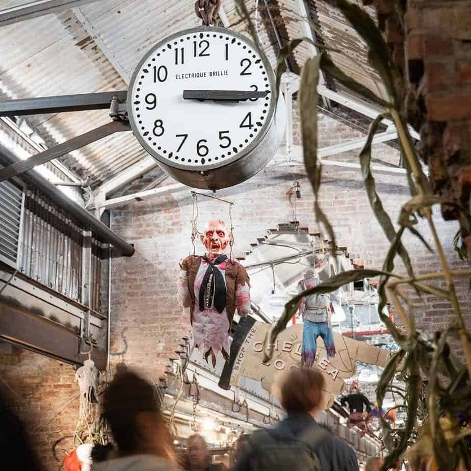 Trick-Or-Treat Throughout Chelsea Market