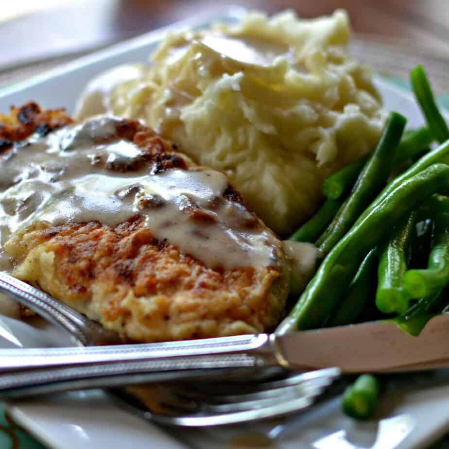 Pan Fried Chicken Recipe