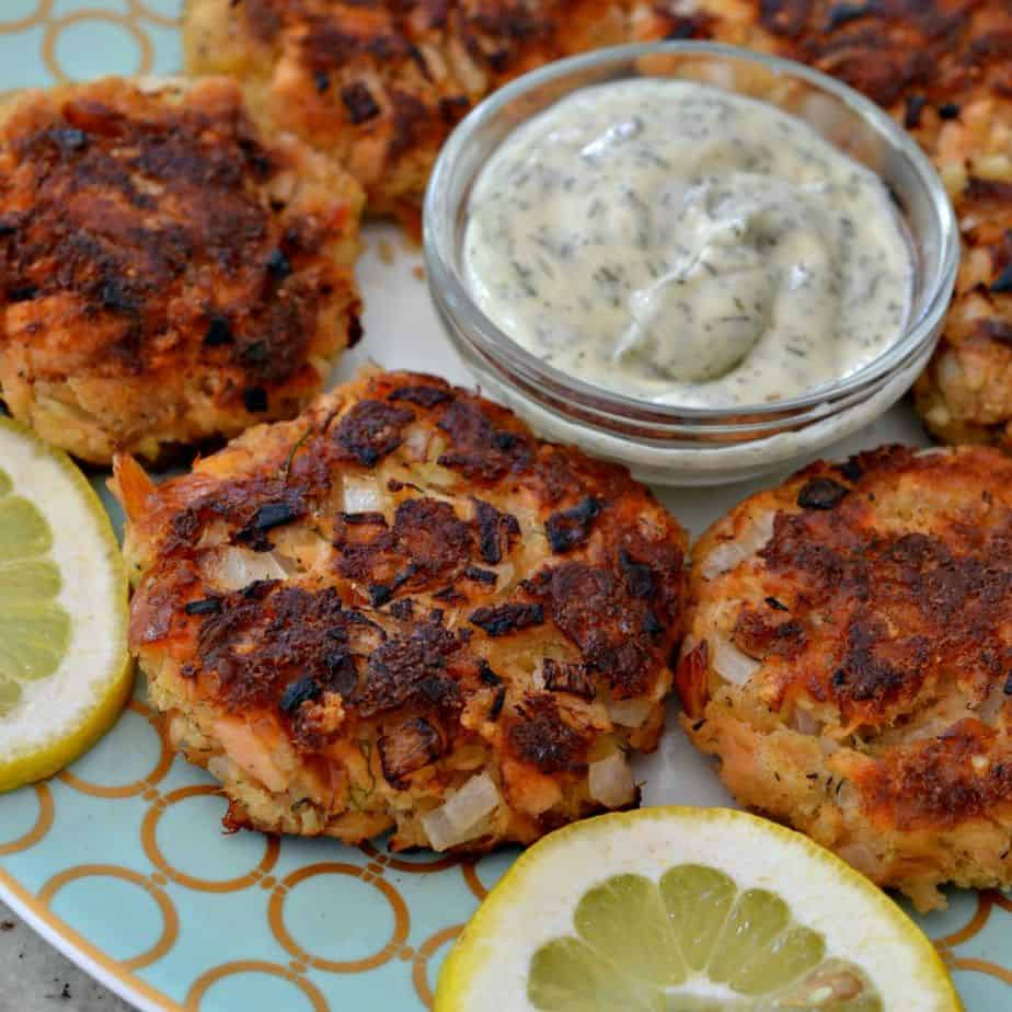 Salmon Patty Recipe