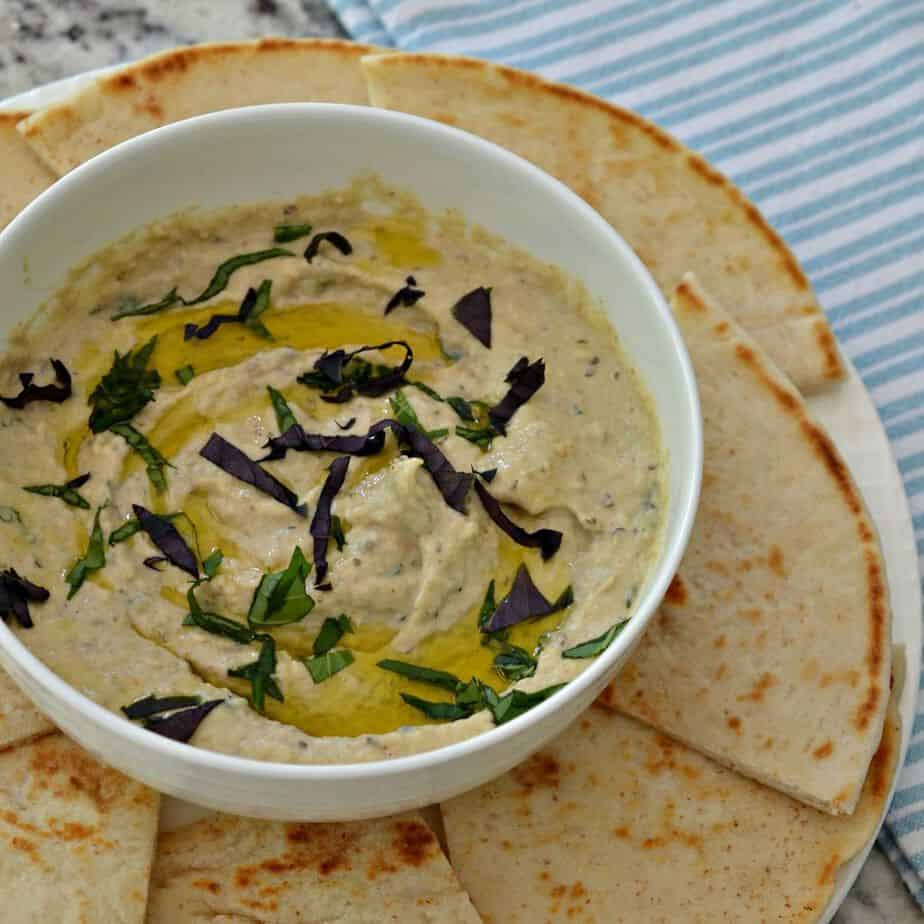 Baba Ganoush Recipe