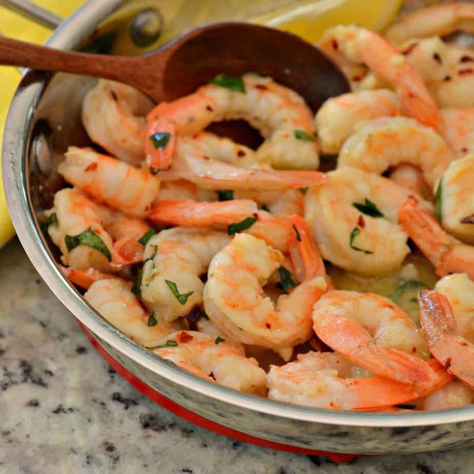 Garlic Butter Shrimp