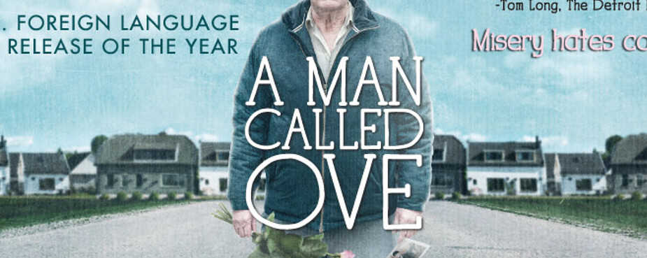 Book Recommendation - A Man called Ove-Fredrik Backman
